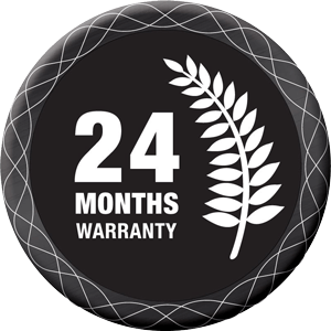 HWI-24-Months-Warranty-logo