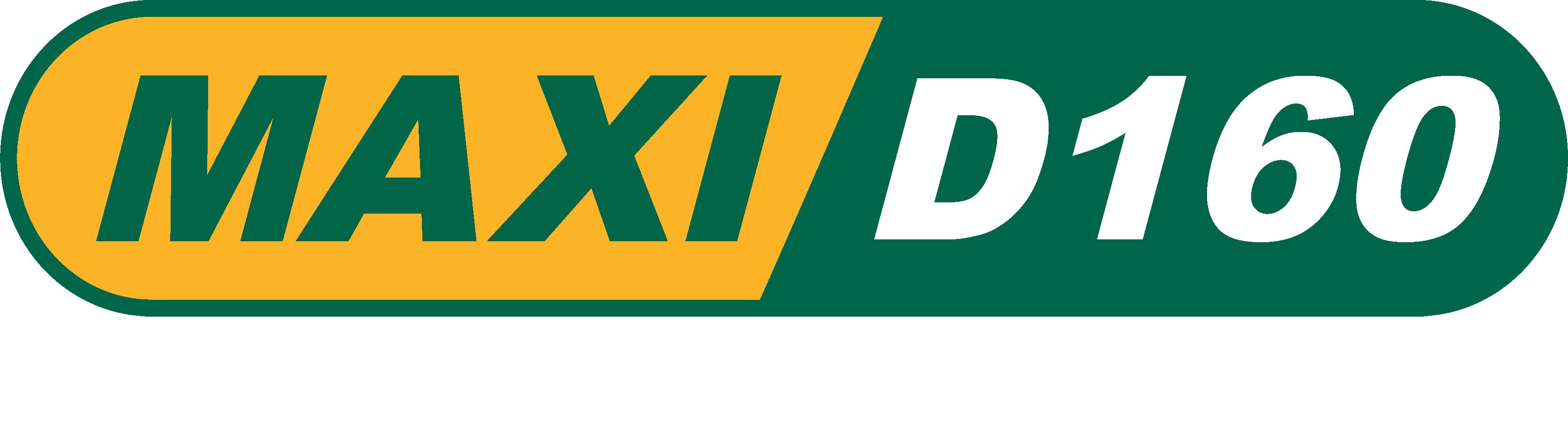 Maxi D160 slogan_white 2